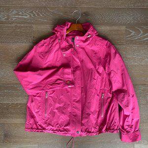 NEW! Ralph Lauren Active Rain Coat | Pink | XL